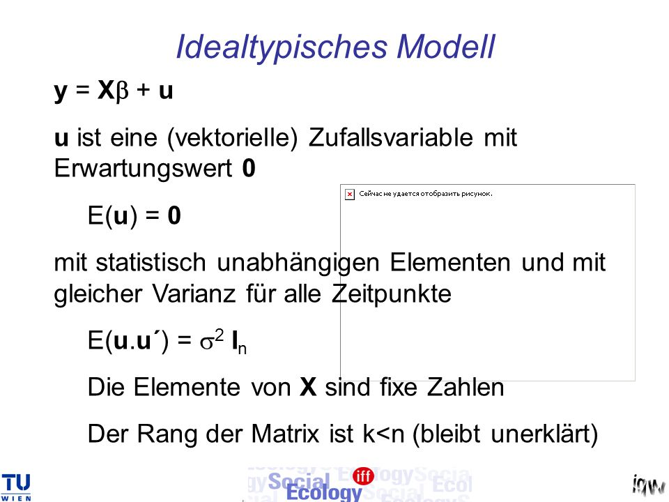 Idealtypisches Modell