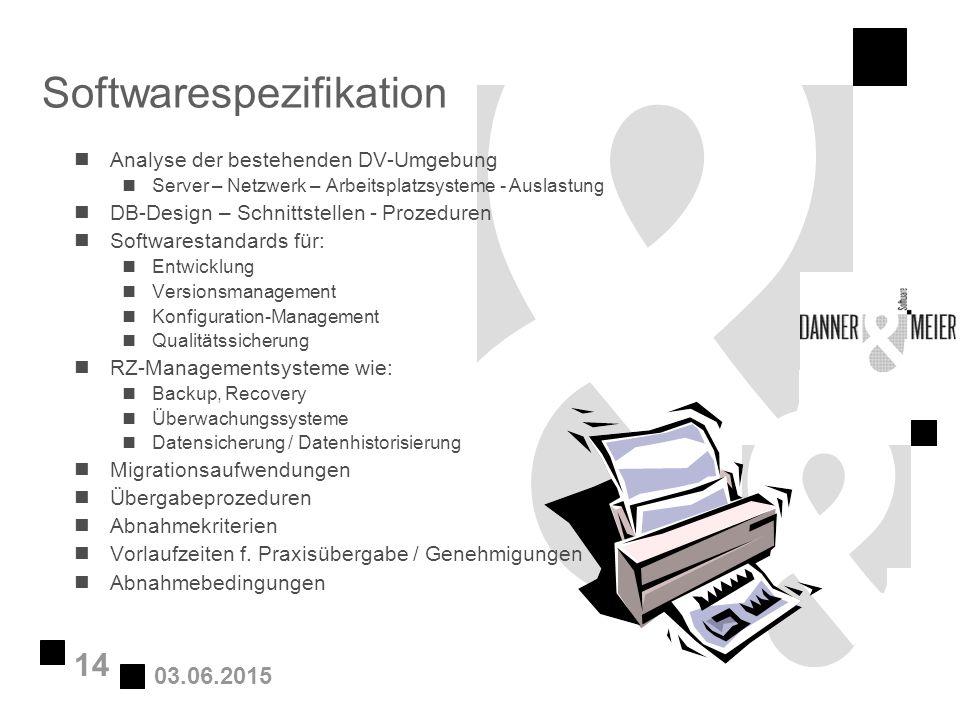 Softwarespezifikation