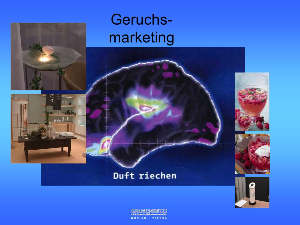 Geruchs- marketing