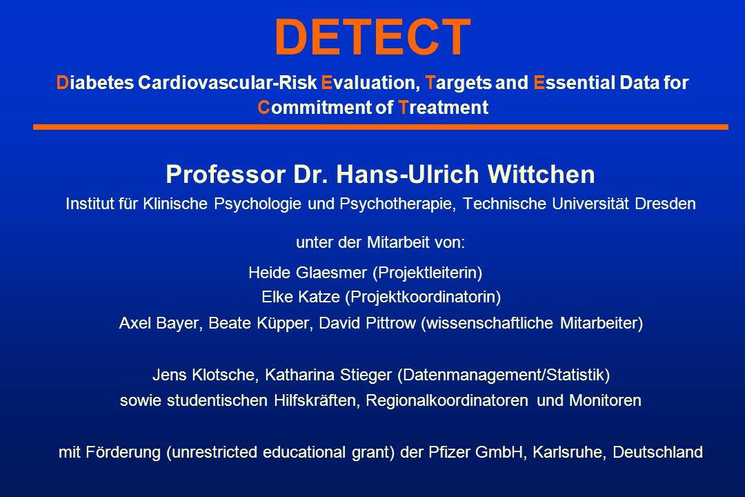Professor Dr. Hans-Ulrich Wittchen
