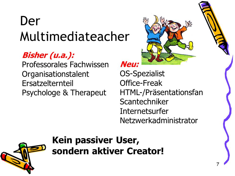 Der Multimediateacher