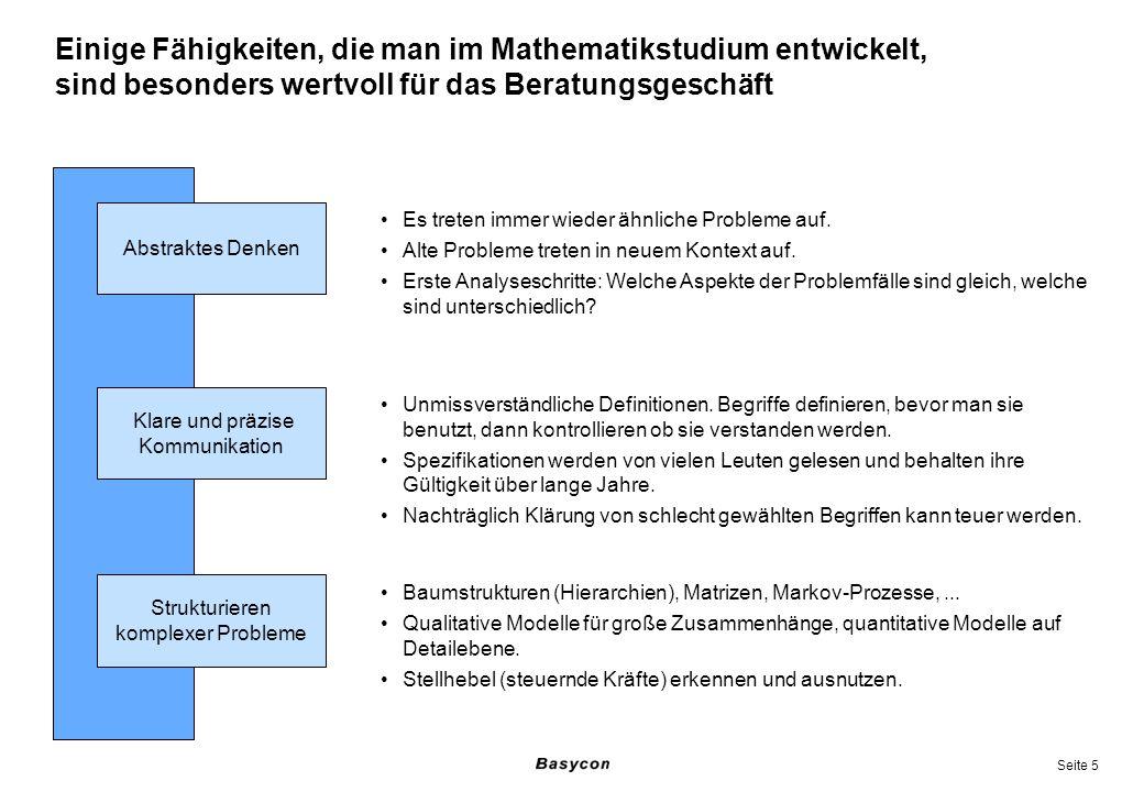 Beispiel: Preisberechnung mit Graphentheorie