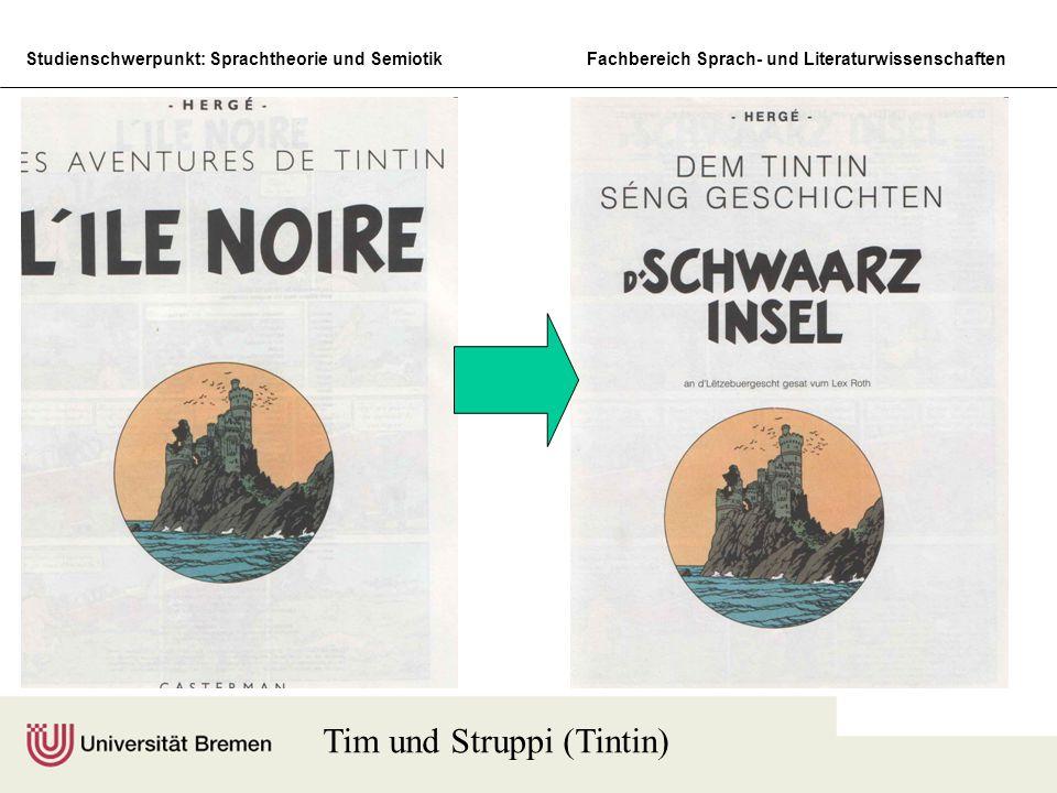 Tim und Struppi (Tintin)