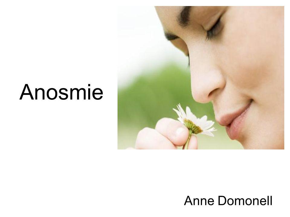 Anosmie Anne Domonell