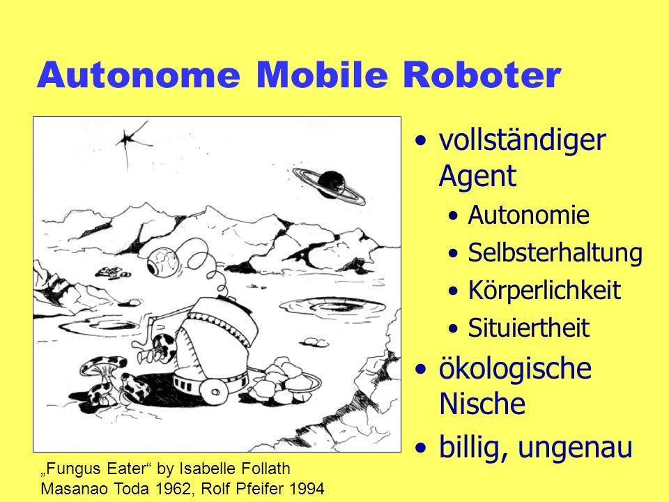 Autonome Mobile Roboter