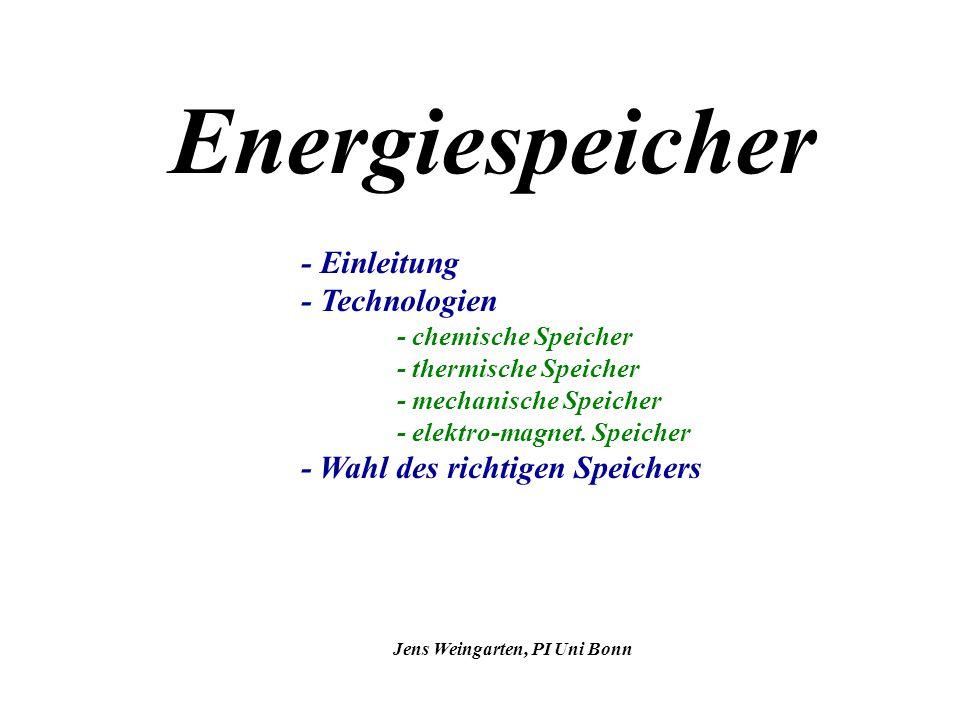 Jens Weingarten, PI Uni Bonn