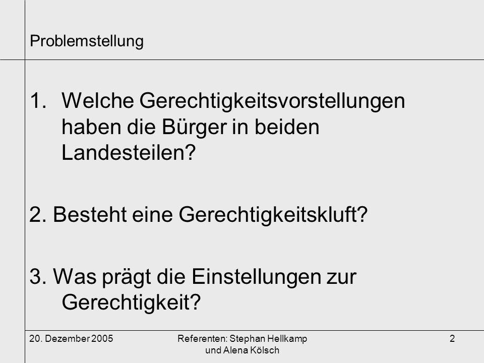 Referenten: Stephan Hellkamp und Alena Kölsch