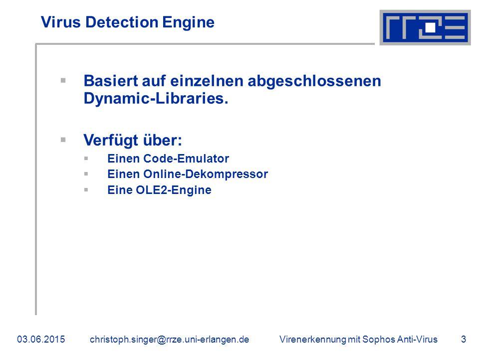 Virus Detection Engine