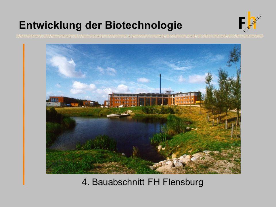 4. Bauabschnitt FH Flensburg