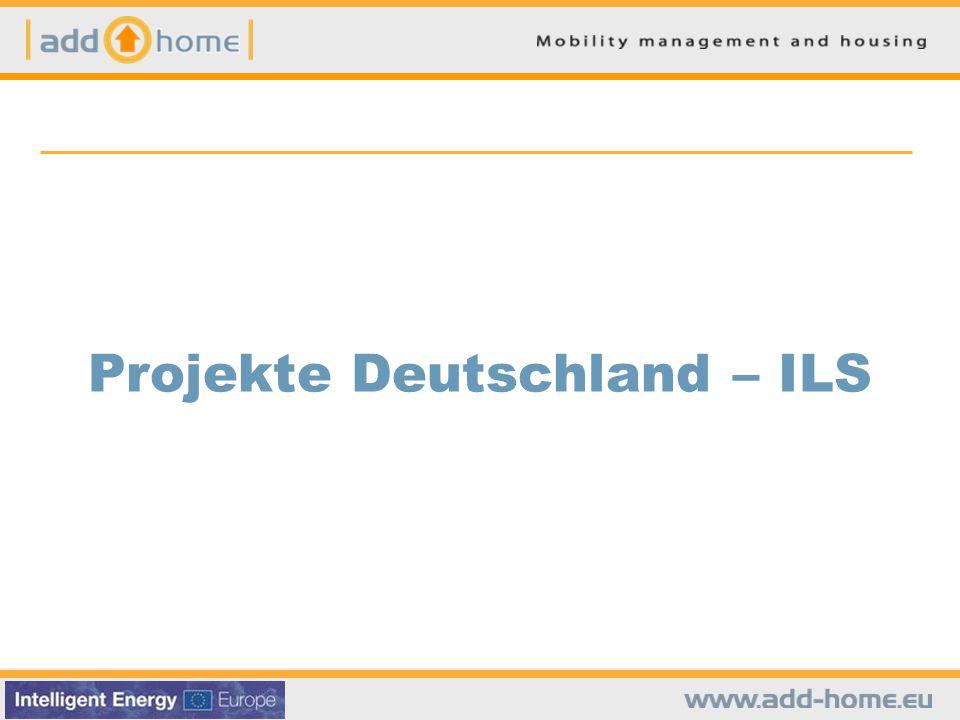 Projekte Deutschland – ILS