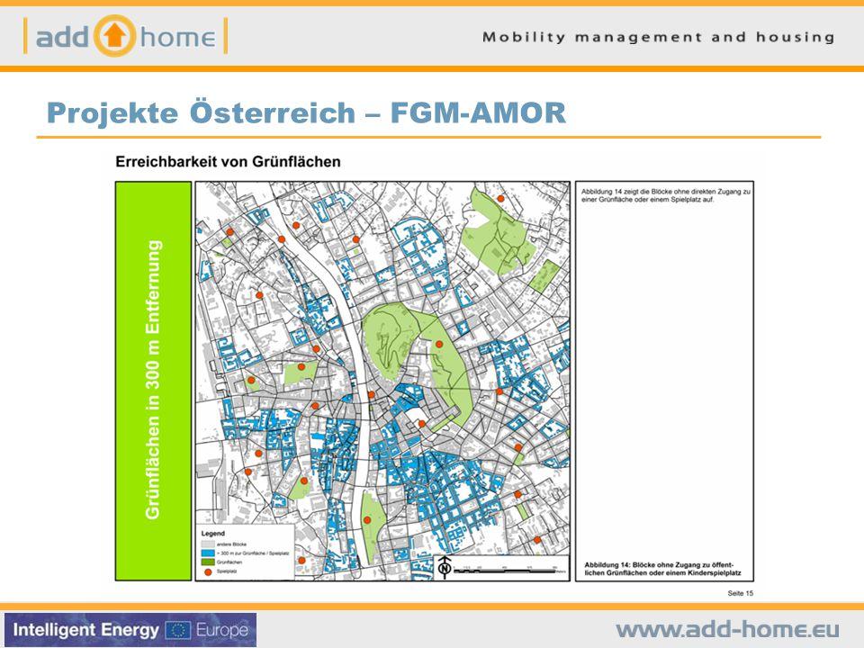 Projekte Österreich – FGM-AMOR