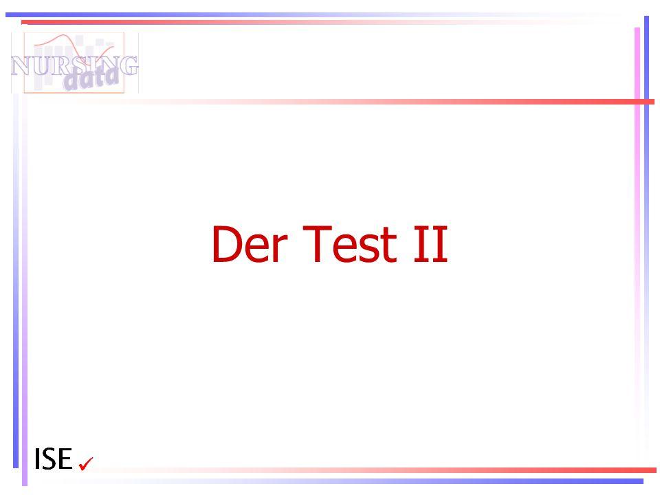 Der Test II