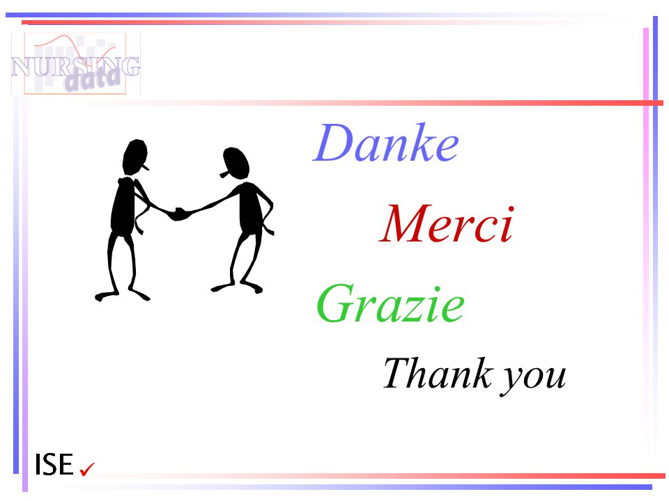 Danke Merci Grazie Thank you