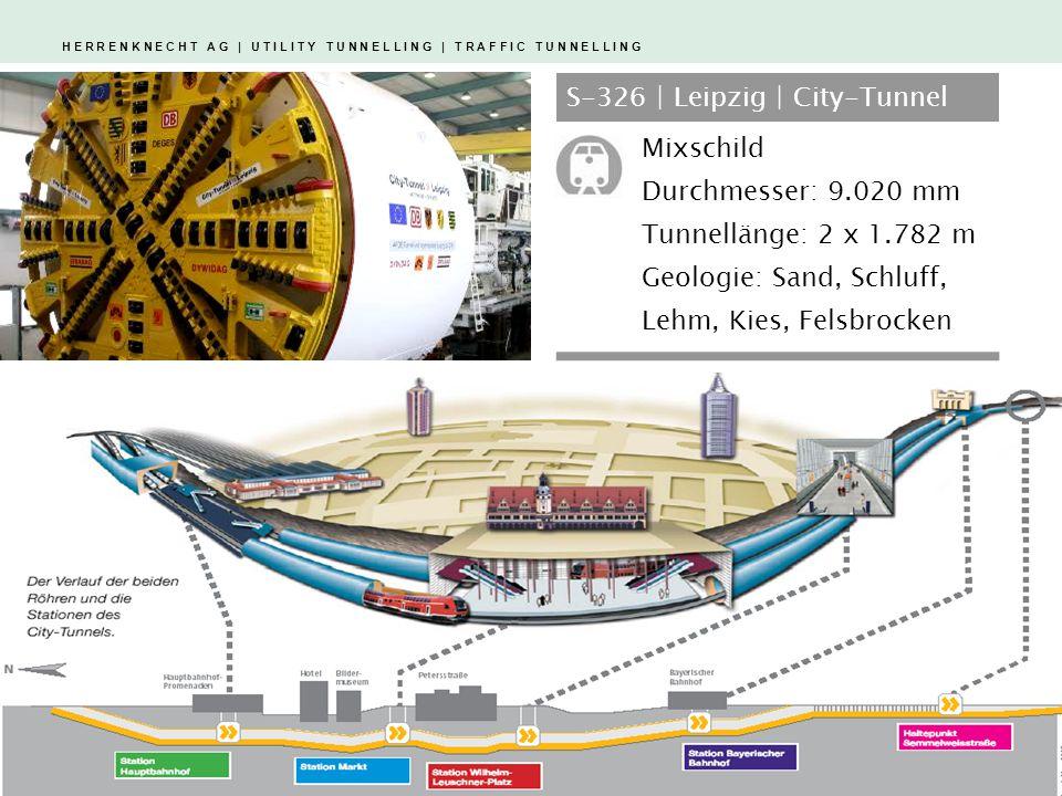 S-326 | Leipzig | City-Tunnel