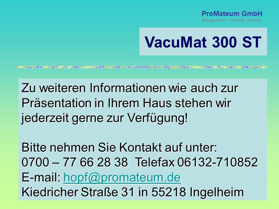 ProMateum GmbH Management – Technik - Umwelt