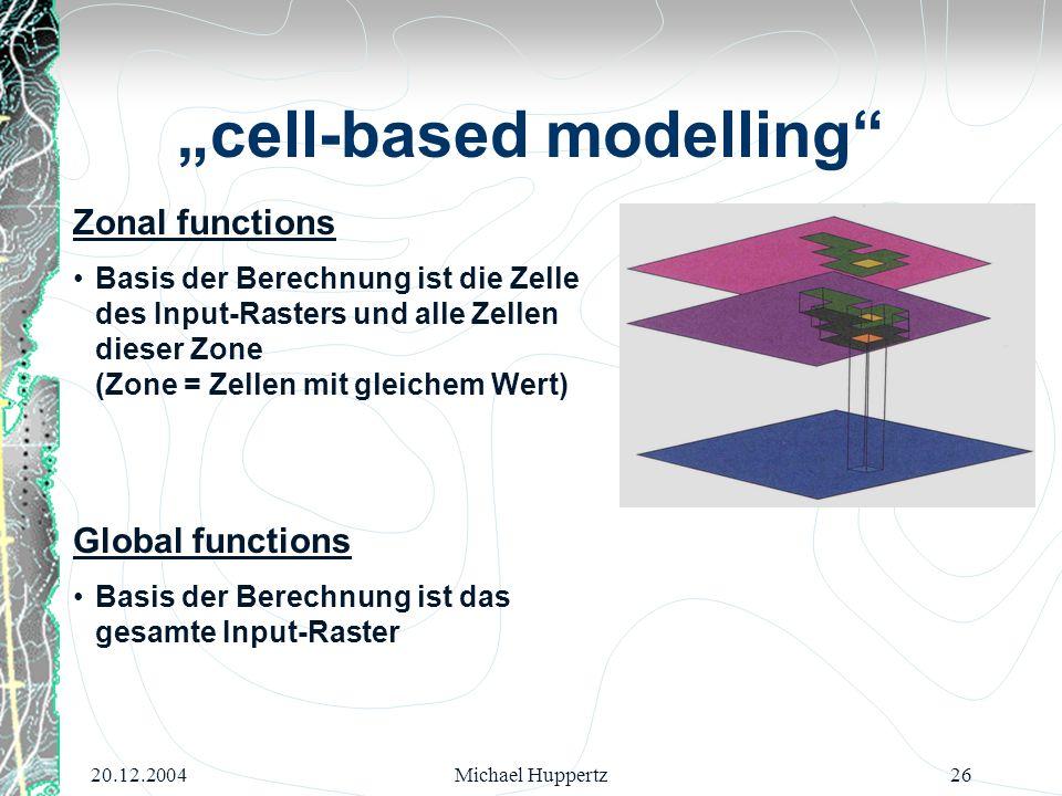 """cell-based modelling"