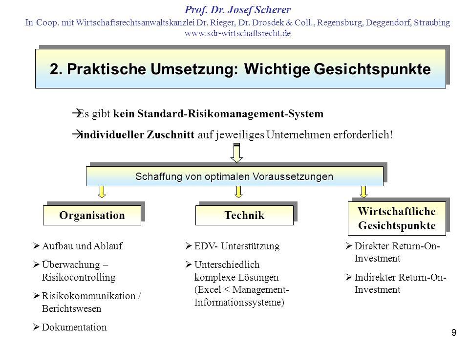 2. Praktische Umsetzung: Wichtige Gesichtspunkte