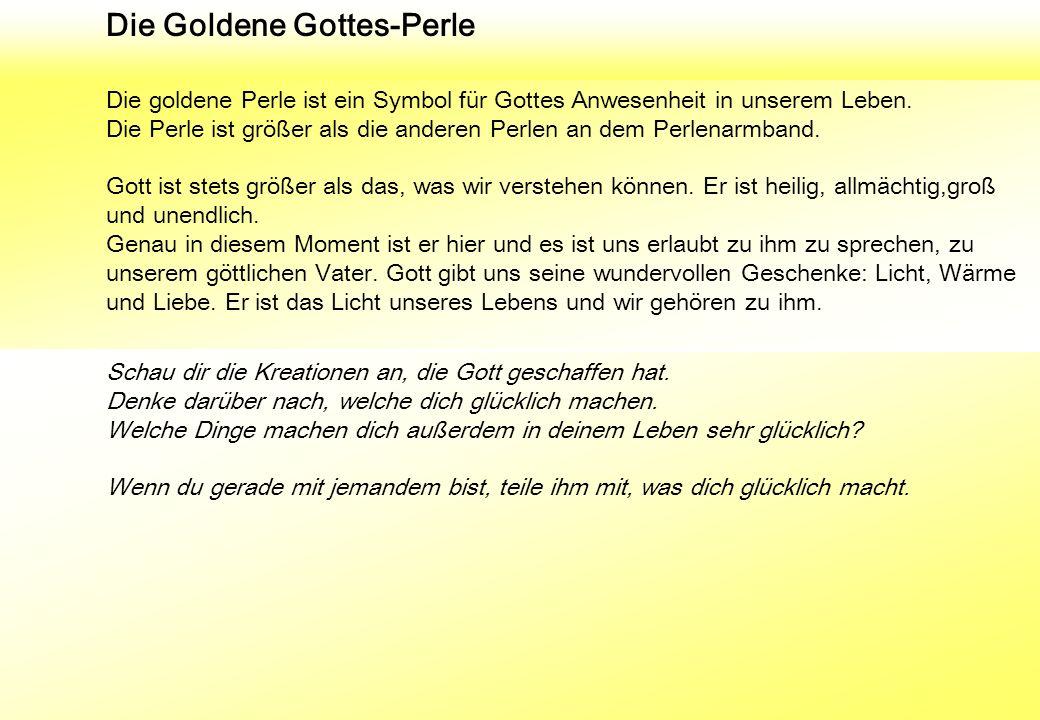Die Goldene Gottes-Perle