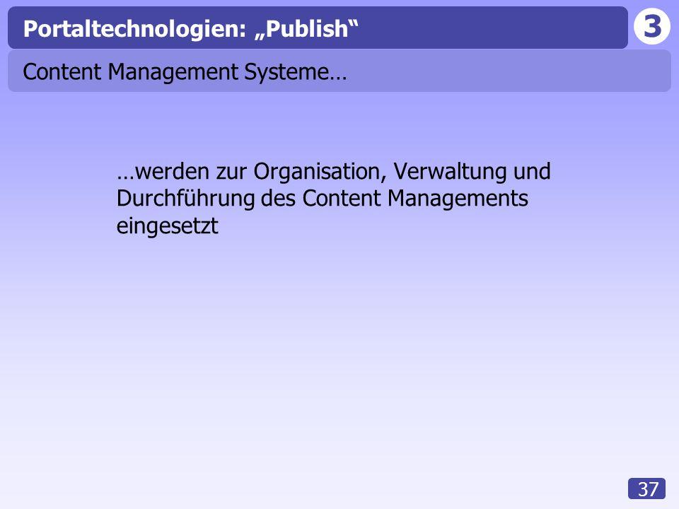 Content Management Systeme…