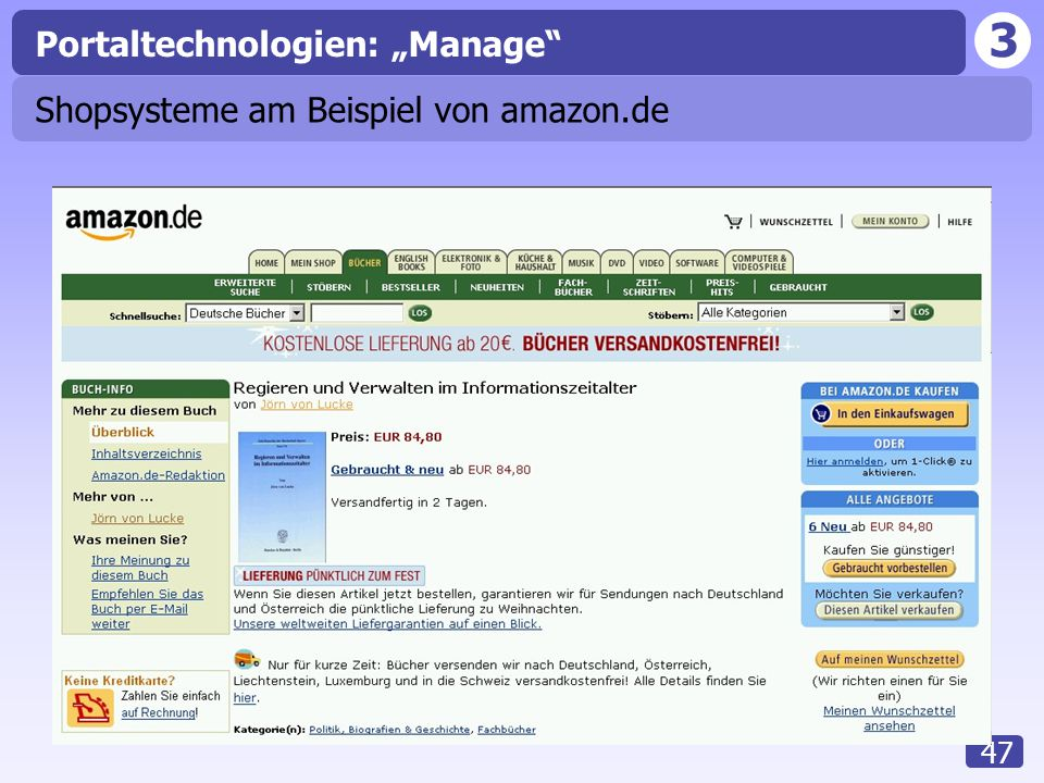 "Portaltechnologien: ""Manage"