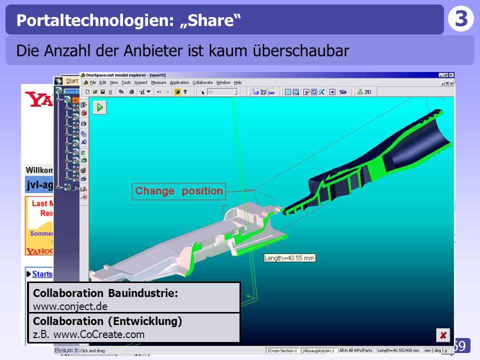 """Portaltechnologien: """"Share"""