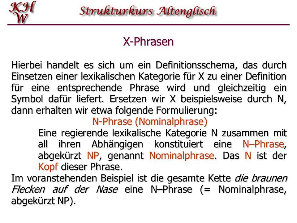 X-Phrasen
