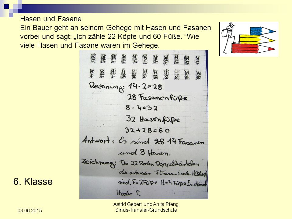 Ausgezeichnet Mathe Praxis 6. Klasse Ideen - Mathematik & Geometrie ...