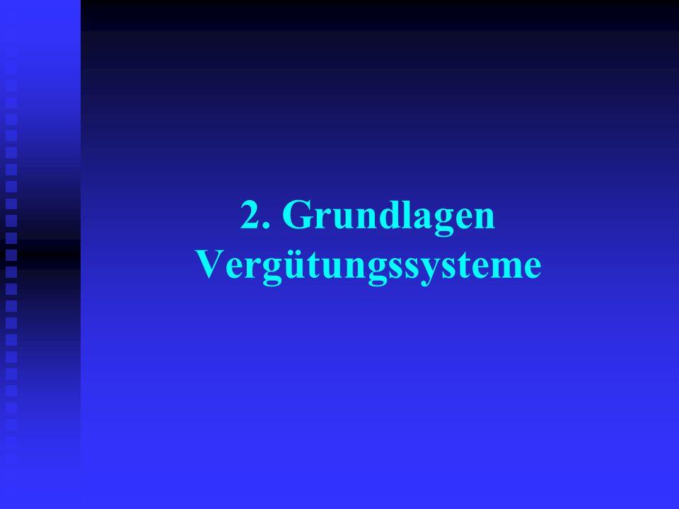 2. Grundlagen Vergütungssysteme