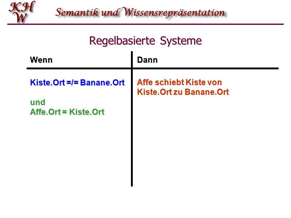 Regelbasierte Systeme