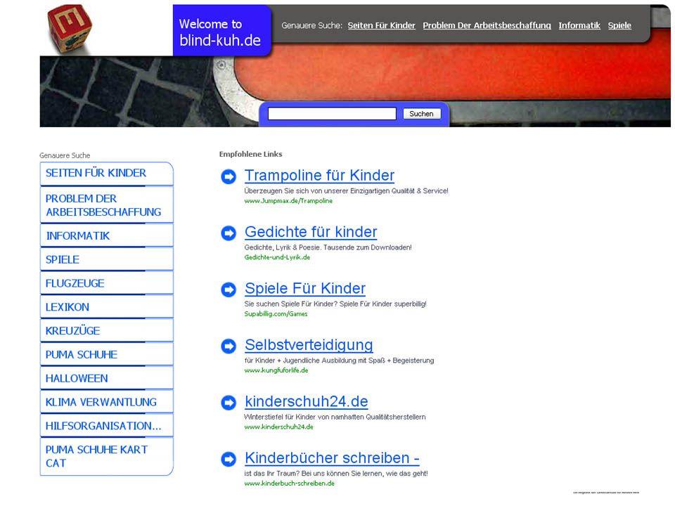 """Gefährdente Inhalte – """"Vertipper-Domains"""