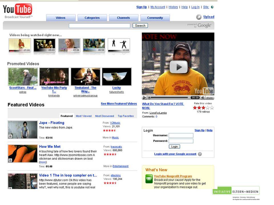 Web 2.0 – Das Mitmach-Internet