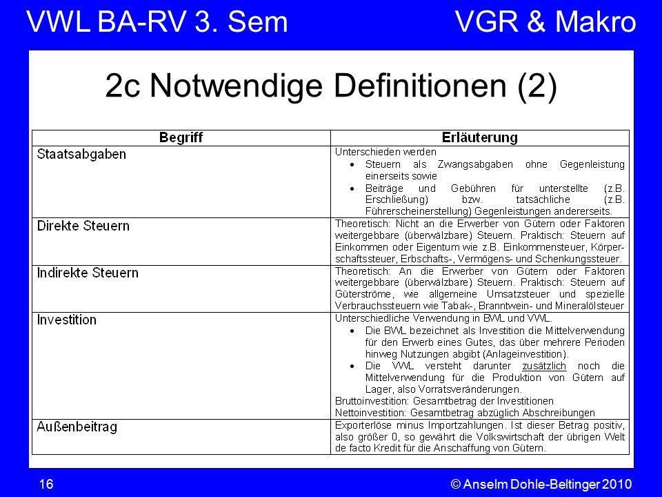 2c Notwendige Definitionen (2)