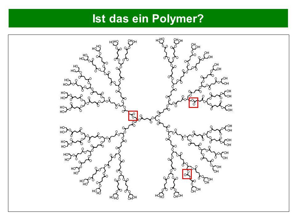 Ist das ein Polymer