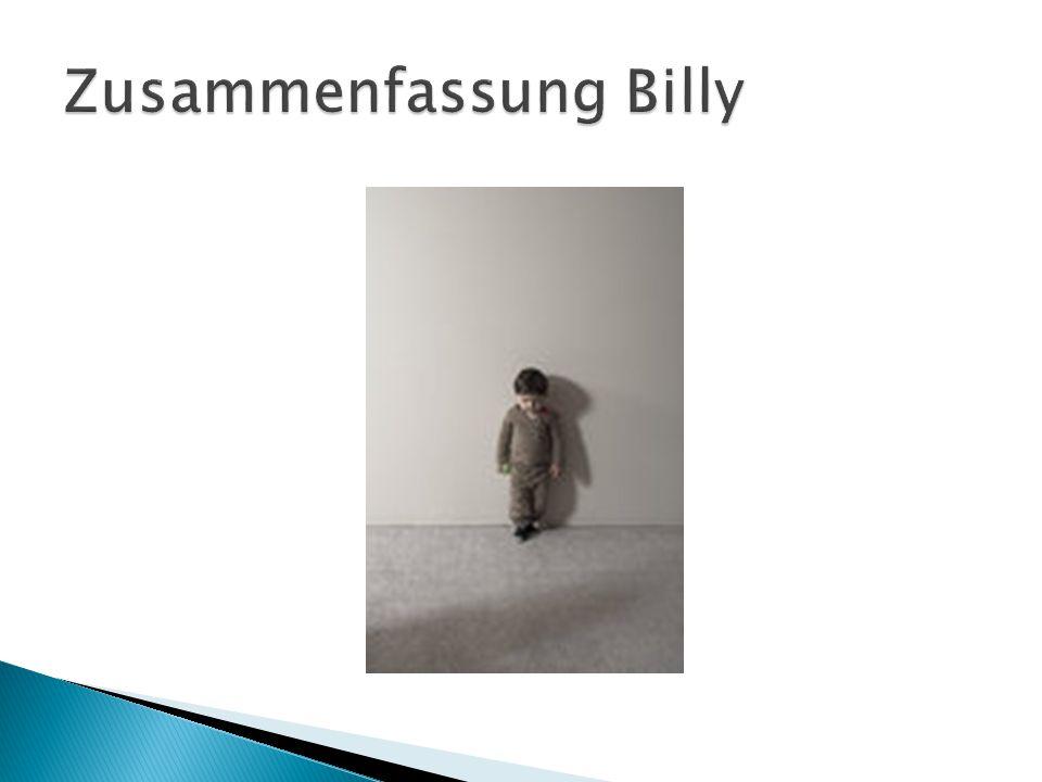 Zusammenfassung Billy