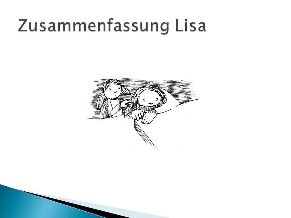 Zusammenfassung Lisa