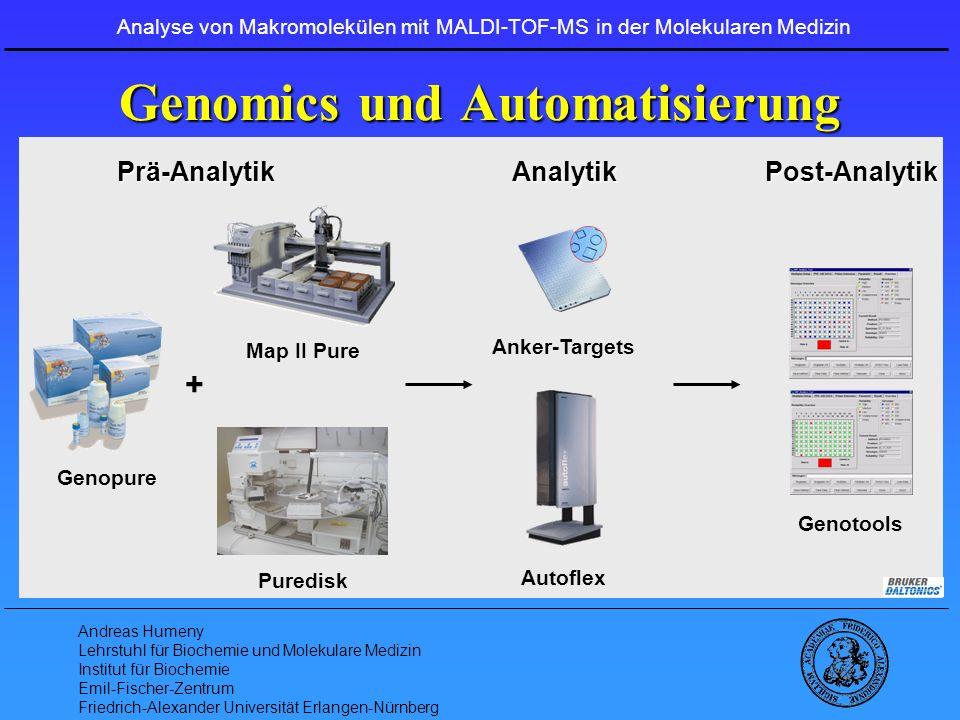 Genomics und Automatisierung