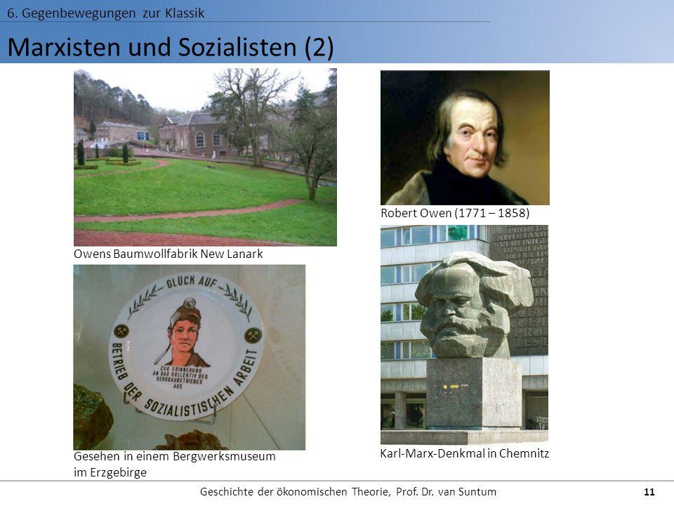 Marxisten und Sozialisten (2)