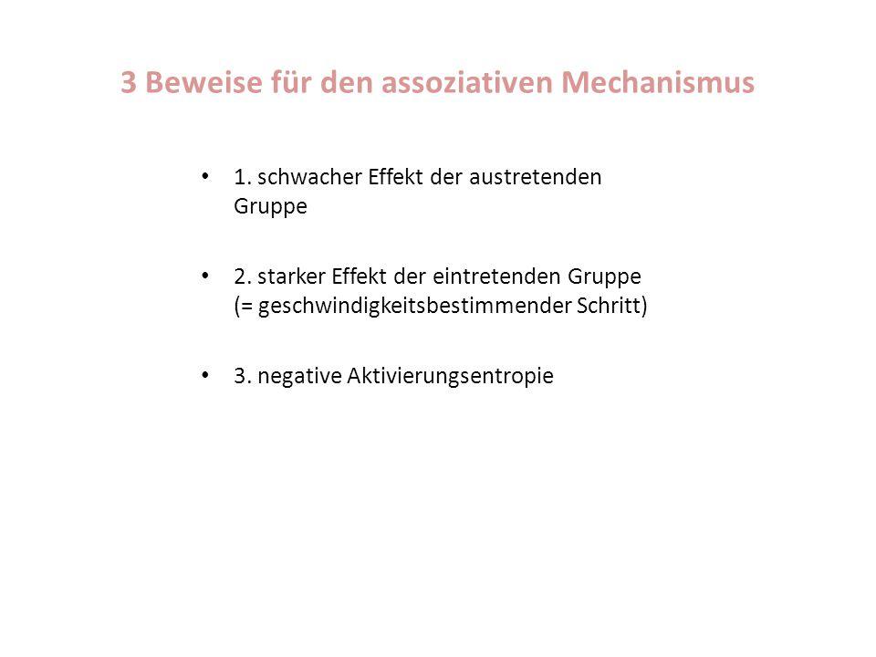 3 Beweise für den assoziativen Mechanismus