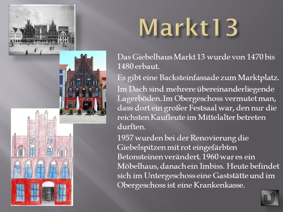 Markt13