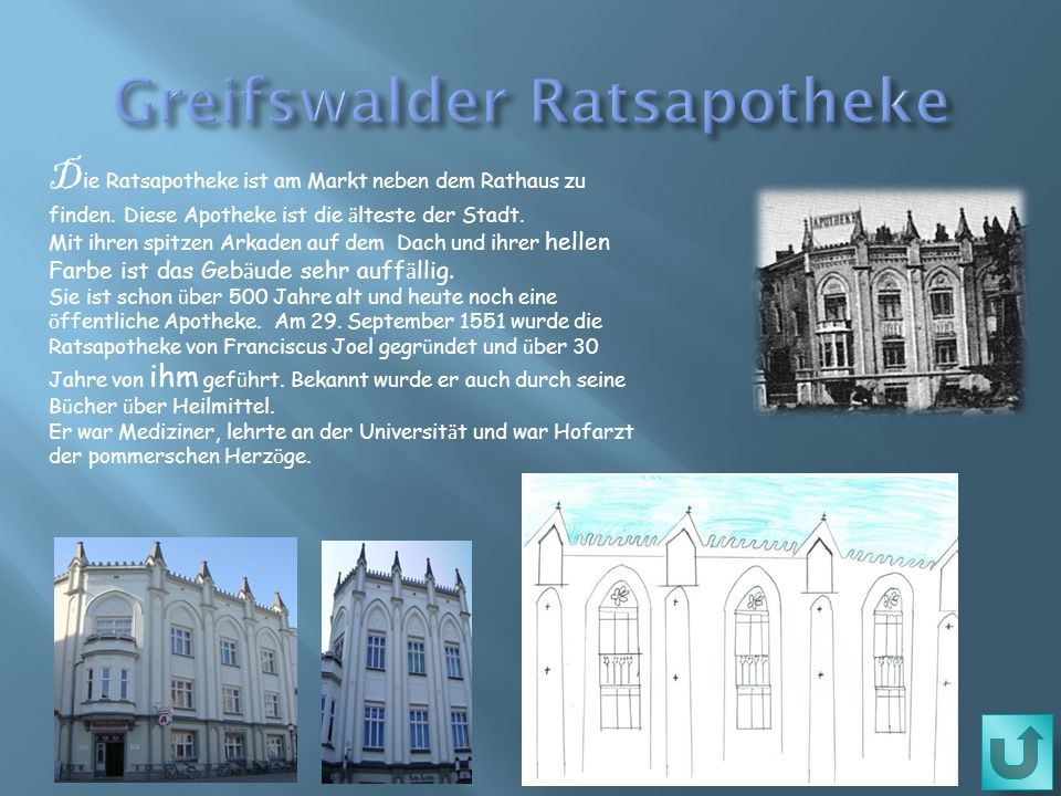 Greifswalder Ratsapotheke