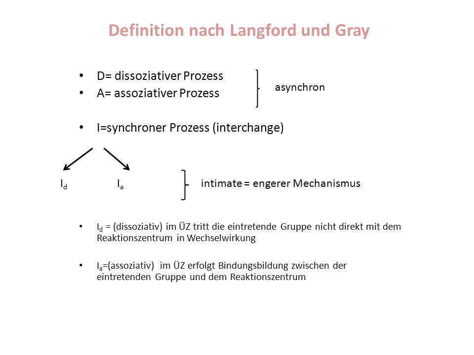 Definition nach Langford und Gray
