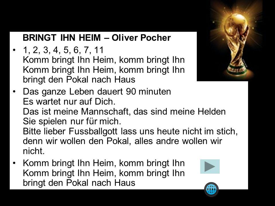 BRINGT IHN HEIM – Oliver Pocher