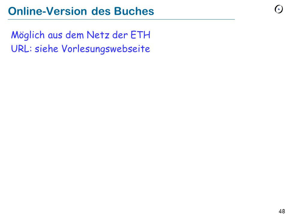 Online-Version des Buches