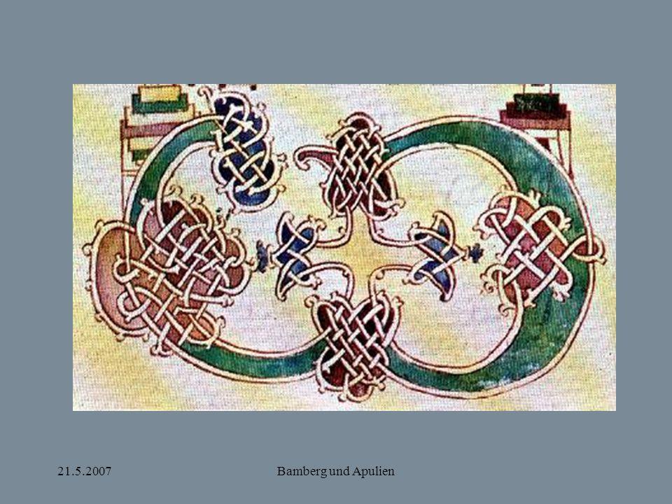 21.5.2007 Bamberg und Apulien