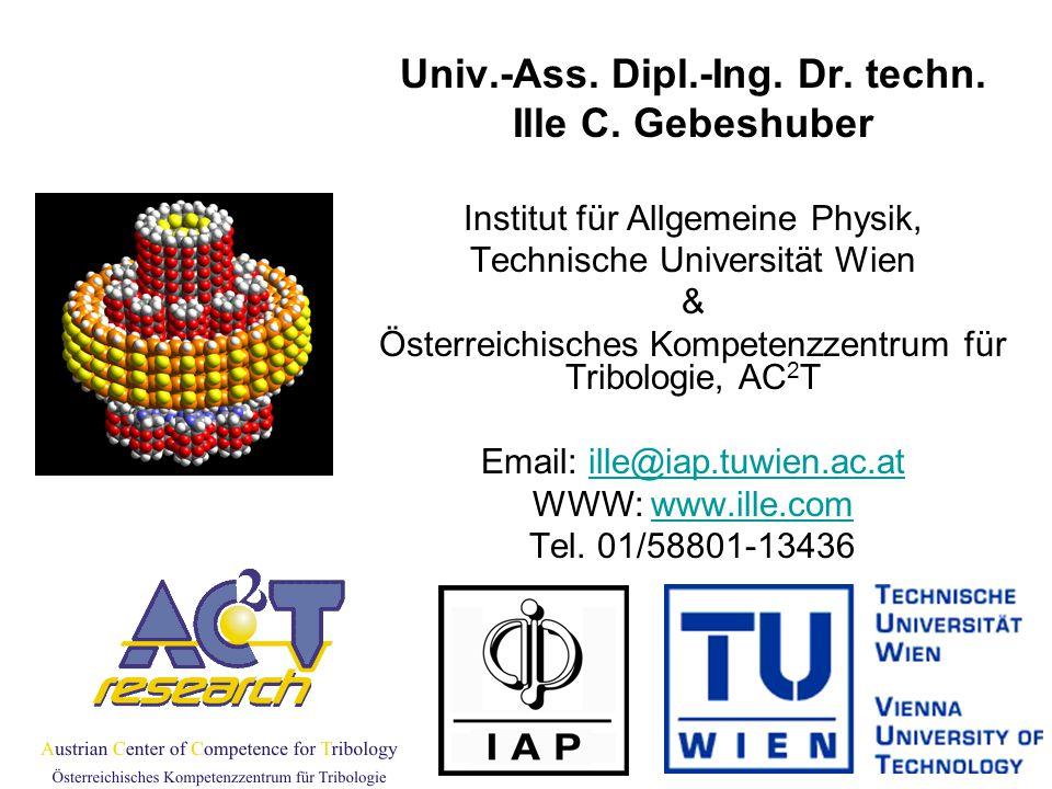 Univ.-Ass. Dipl.-Ing. Dr. techn.