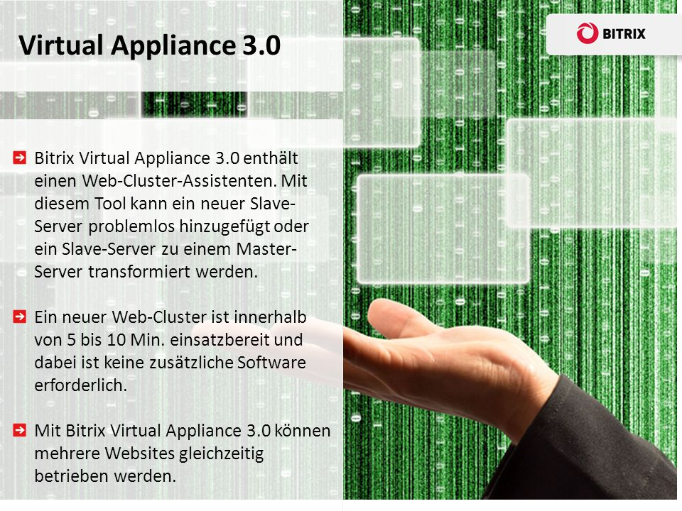 Virtual Appliance 3.0