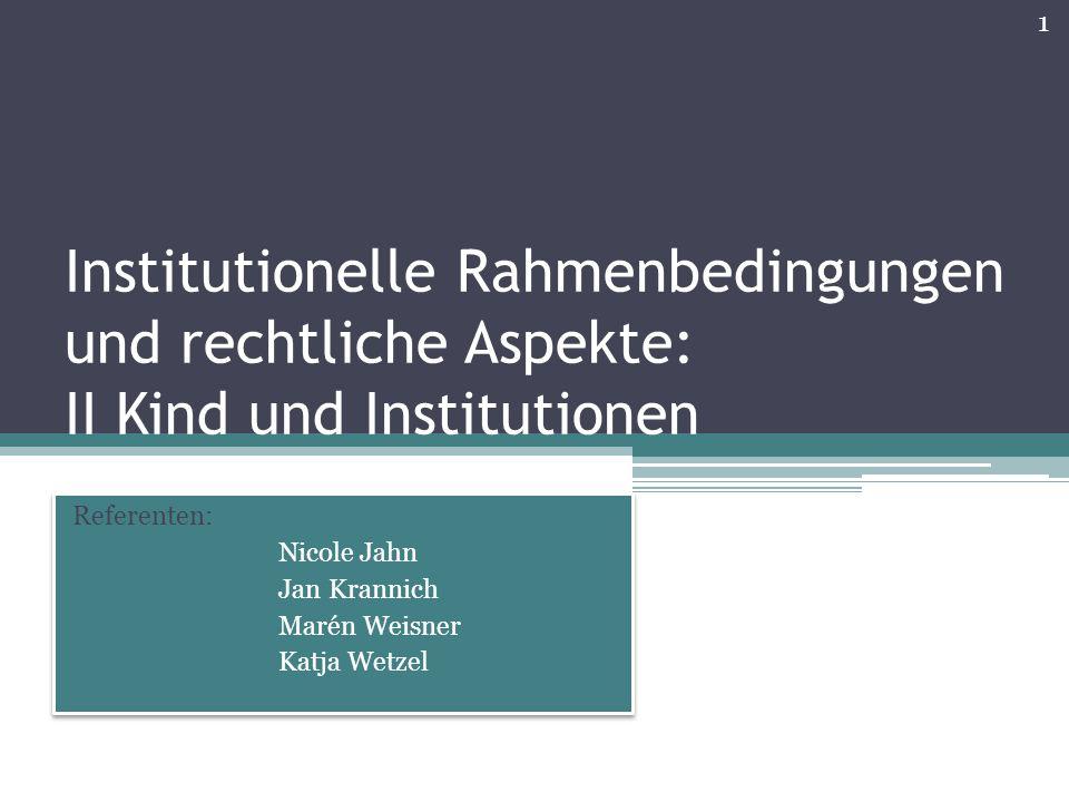 Referenten: Nicole Jahn Jan Krannich Marén Weisner Katja Wetzel