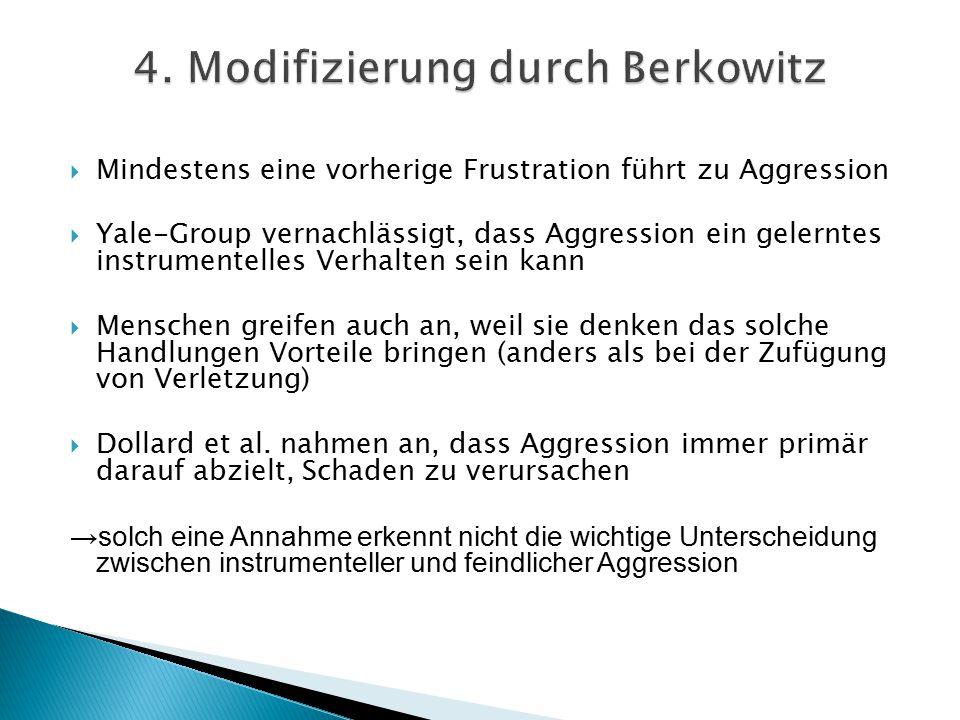4. Modifizierung durch Berkowitz