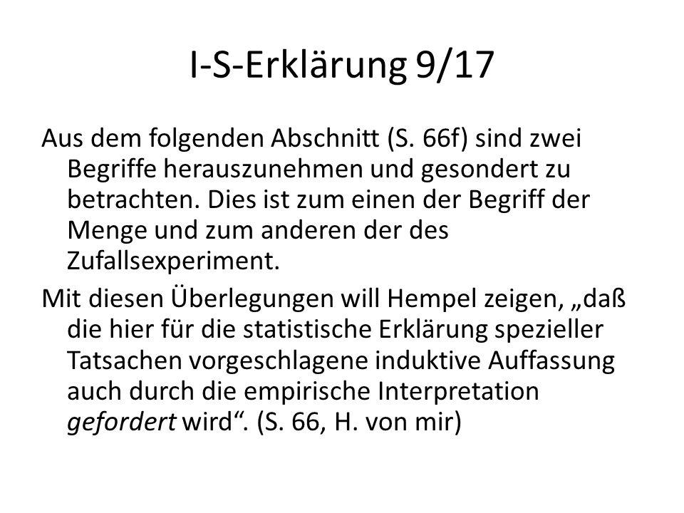 I-S-Erklärung 9/17