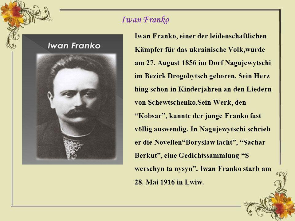 Iwan Franko
